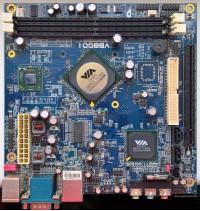 VIA VB8001 without cooler