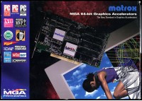 Matrox MGA Ultima VLB box