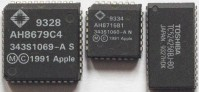 Apple 343S1069/343S1060 chips