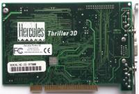 Hercules Thriller 3D